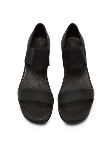 Camper Alright Sandal Sandalet Siyah
